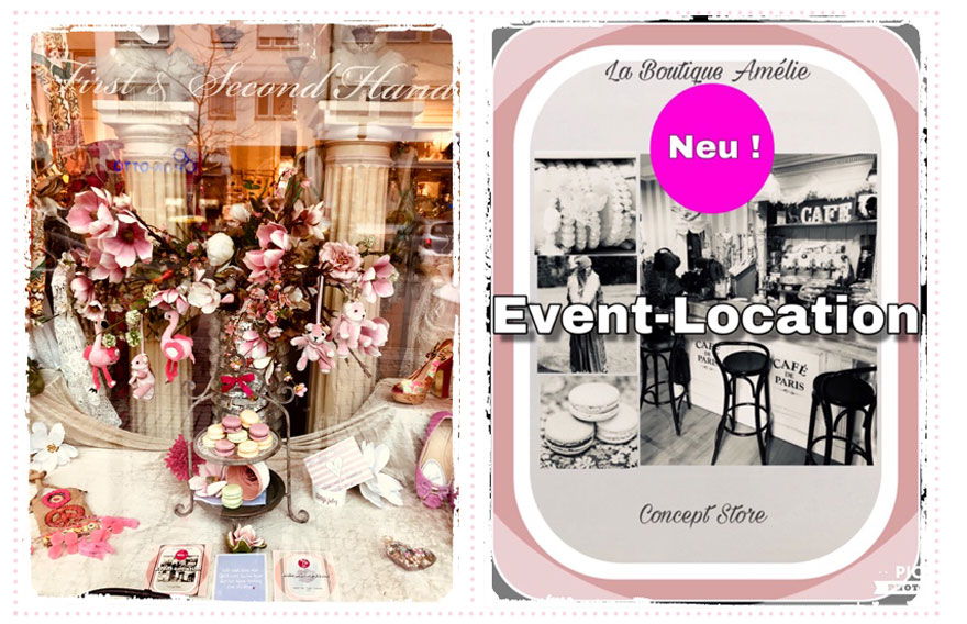 Event-Location - La Boutique Amélie in Oberhaching